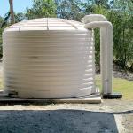 Análise de água para outorga
